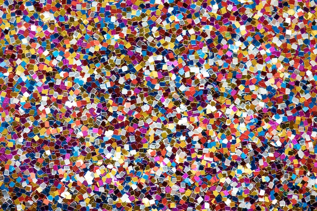 Colorful glitter textured background abstract Free Photo