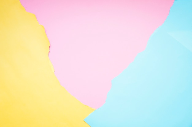 Colorful paper background Premium Photo