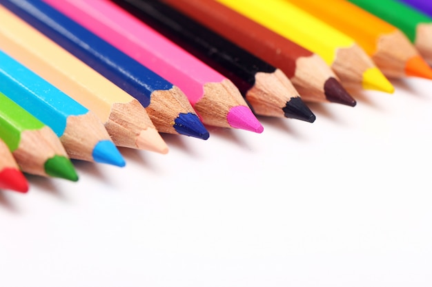 Colorful pencils Free Photo