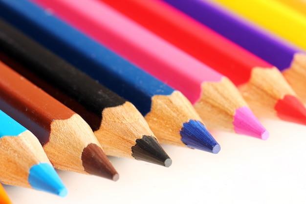 Colorful pencils Free Photo