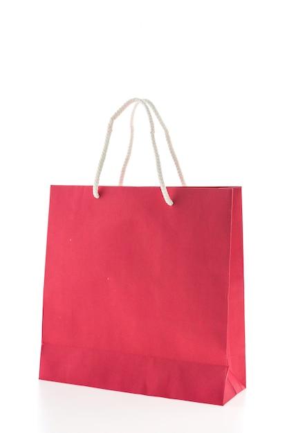 Colorful shopping bag Free Photo