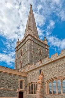 Святой columbs собор hdr Бесплатные Фотографии
