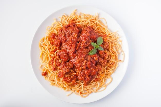 Comidaライフスタイルスパゲッティfoodieの料理法 無料写真