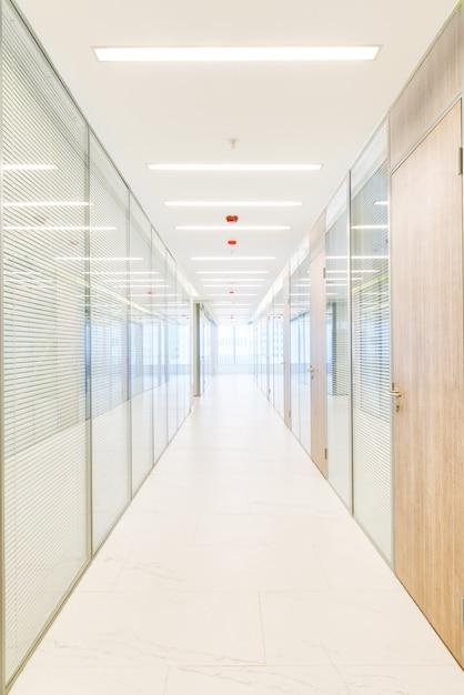 Common office building interior Free Photo