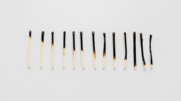 Composition of matches representing a graph Free Photo