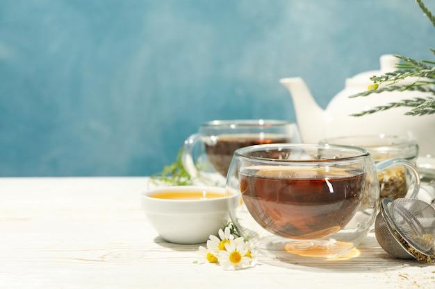 Chamomile Tea for a better sleep