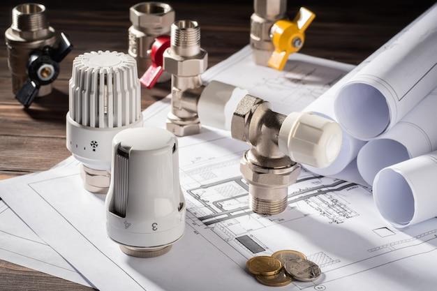 Concept of energy saving Premium Photo