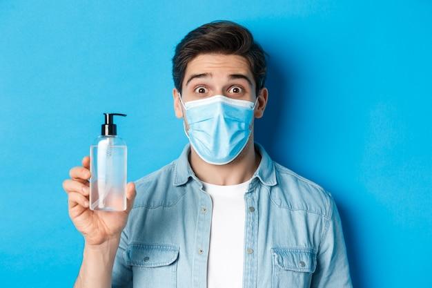 Концепция covid-19, пандемии и карантина. Premium Фотографии