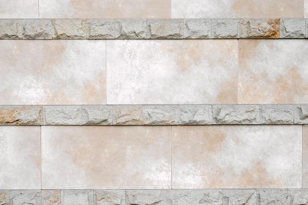콘크리트 벽돌 벽 배경 프리미엄 사진