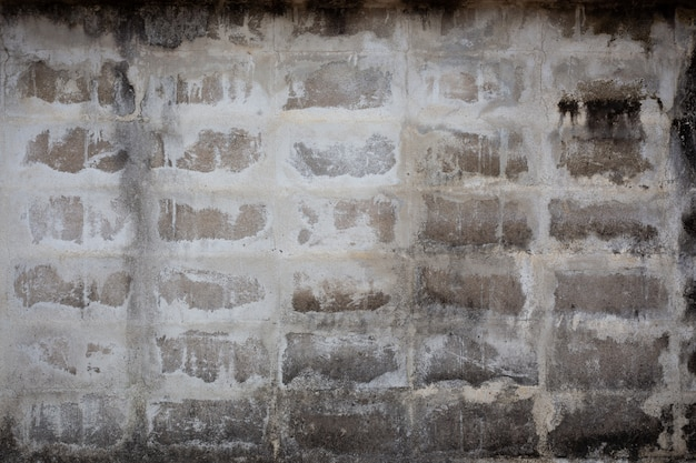 Concrete vintage wall, old wall. Free Photo