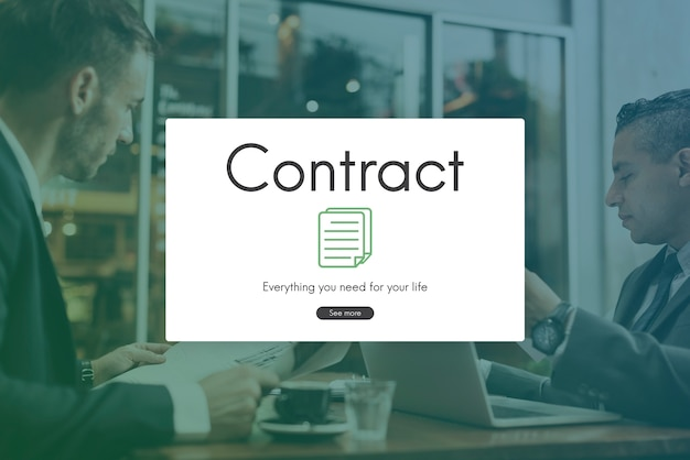 Contract terms agreement commitment understanding Free Photo