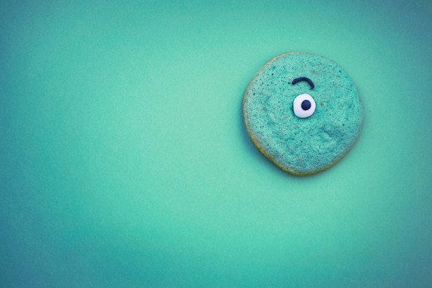 Cookie with eye Free Photo