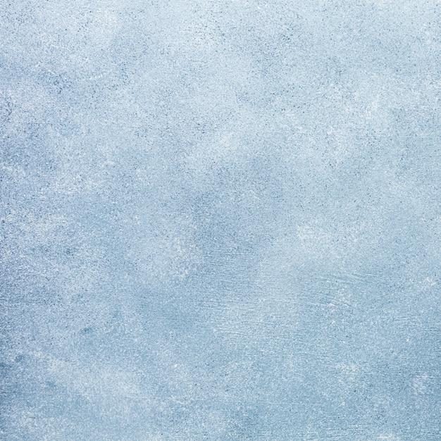 Скопируйте градиент пространства светло-голубой текстуры с шумом Premium Фотографии