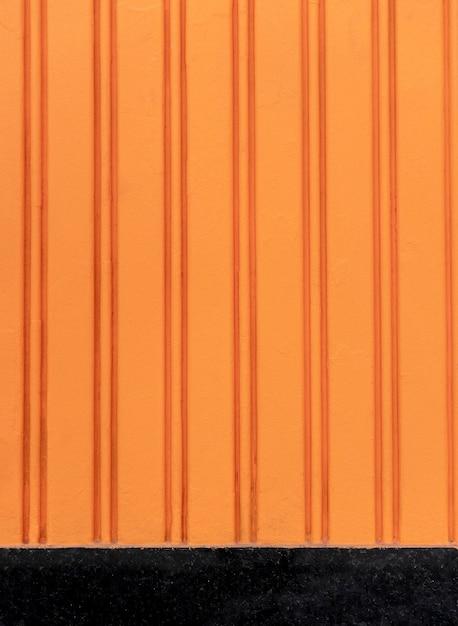 スペース屋外オレンジ色の背景をコピー 無料写真