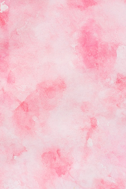 Copy space pink watercolour background Free Photo