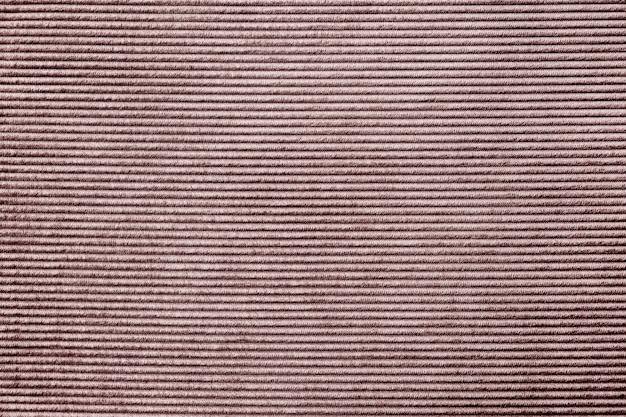 Corduroy fabric background Free Photo