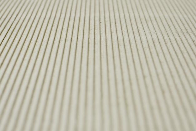 Corrugated cardboard texture background. Premium Photo