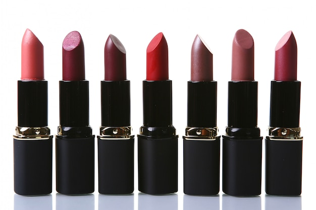 Ilustrasi lipstick bold