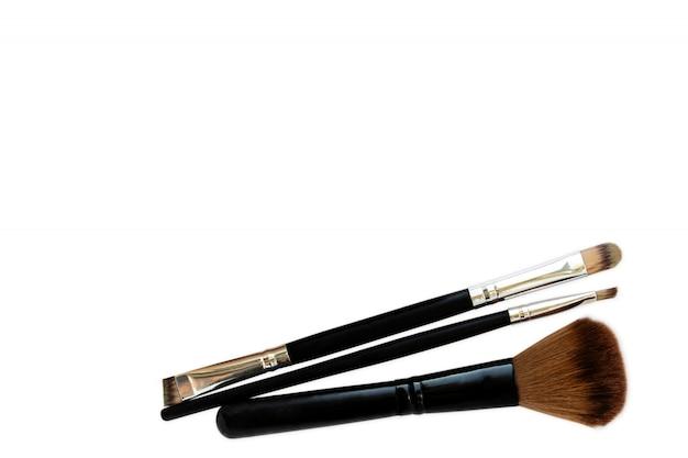 Cosmetics, brushes Premium Photo