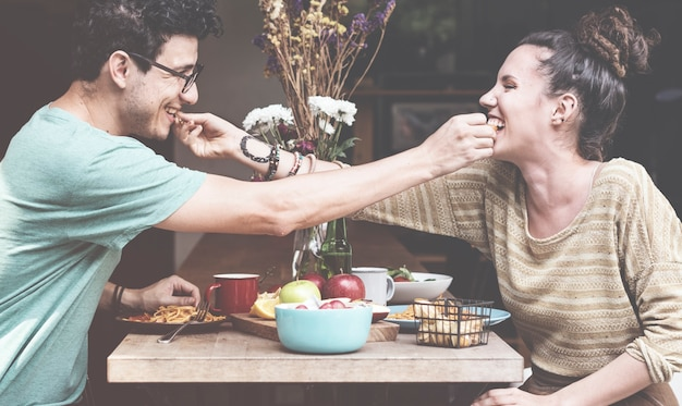 Image result for couple eating food