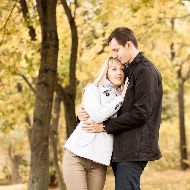 Couple in love Premium Photo