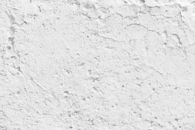 Cracked white wall Photo | Free Download
