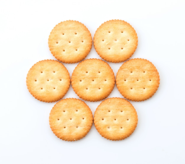 Crackers or biscuits Free Photo