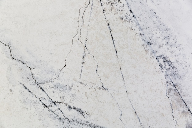 Cracks on cement wall surface Free Photo