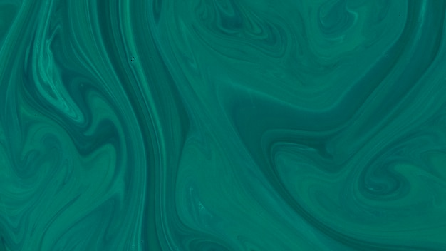 Creativity green background for abstract liquid design Free Photo