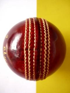 Cricket Ball Free Photo