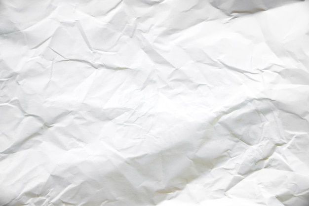 Crinkled paper texture Free Photo