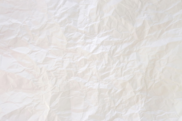 The crumpled paper background Free Photo