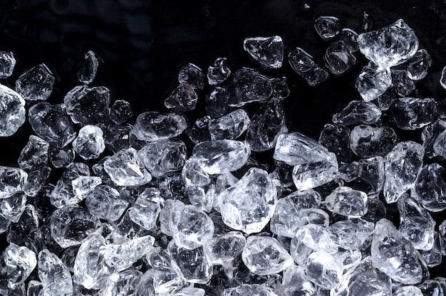 Текстура дробленого льда Бесплатные Фотографии