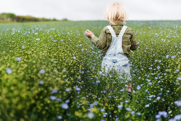 Cultivate garden nature seasonal growth concept Premium Photo