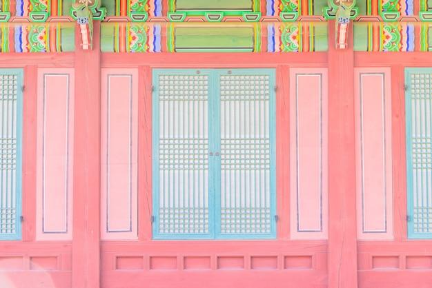 문화 전통 관광 궁전 한국 무료 사진