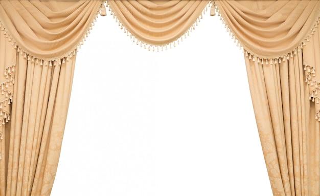 Curtain backdrop Premium Photo