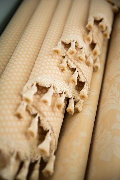 Curtain Premium Photo