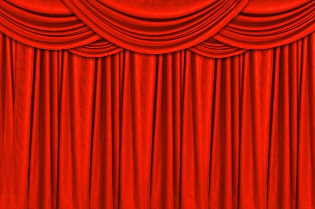 Curtains Premium Photo