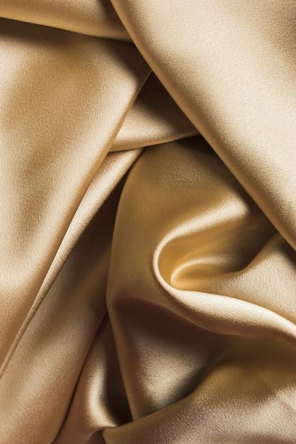 曲線の装飾室内装飾生地素材 Premium写真