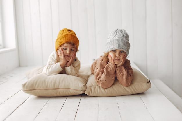 楽しいかわいい子供たち 無料写真