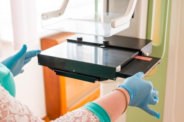 Маммография один из наиболее эффективных методов диагностики при раке груди