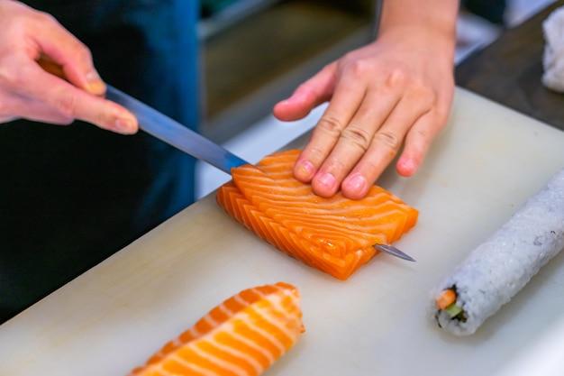 Những điều bạn chưa biết về dao sashimi Nhật Bản - tầm quan trọng của dao Sashimi trong nền văn hóa ẩm thực Nhật Bản