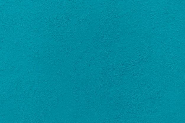 シアンの壁のテクスチャ背景 無料写真