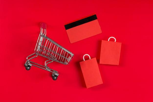 Киберпонедельник торговые элементы Premium Фотографии