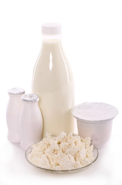 Dairy products Free Photo