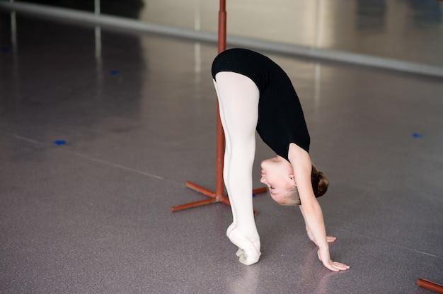 ダンス、振付、バレエ、学習 Premium写真
