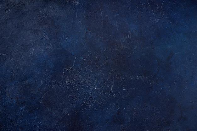 Dark blue abstract background. visual trend Premium Photo
