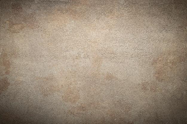 Dark brown stone or slate wall. Premium Photo