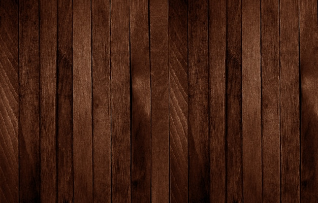 Charmant Dark Brown Wood Color Pattern Background Premium Photo