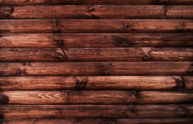 dark brown wood siding closeup